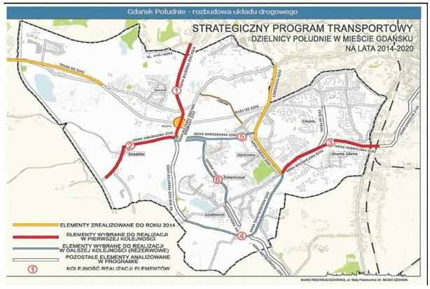 W Gdańsku powstaną nowe ulice