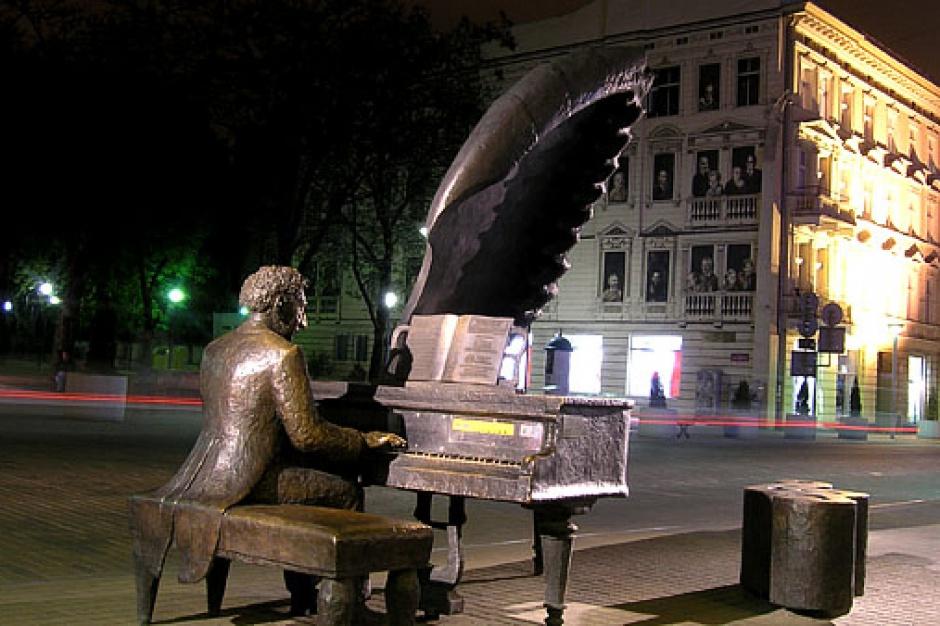 Łódź, Modelowanie miasta: Konkurs na rewitalizację ulic i kamienic w centrum