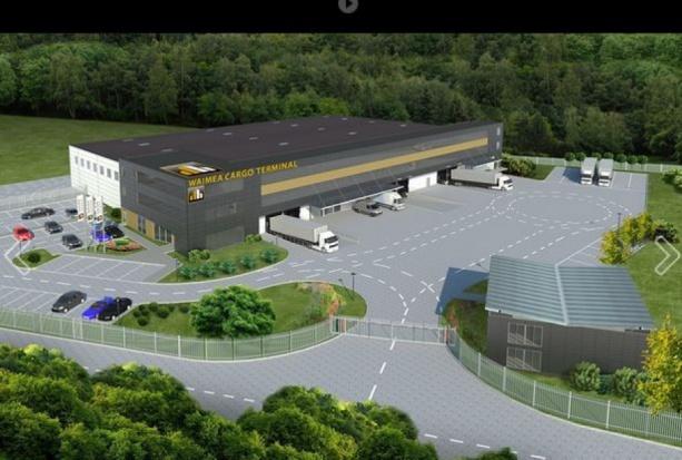 Lotnisko w Jasionce: Terminal cargo powstanie jeszcze w 2016 roku