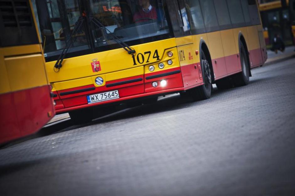 Warszawa, autobusy: 100 nowych pojazdów wyjedzie w sierpniu na ulice