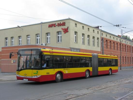 Łódź, MPK: Nowe autobusy przystosowane do przewozu niepełnosprawnych