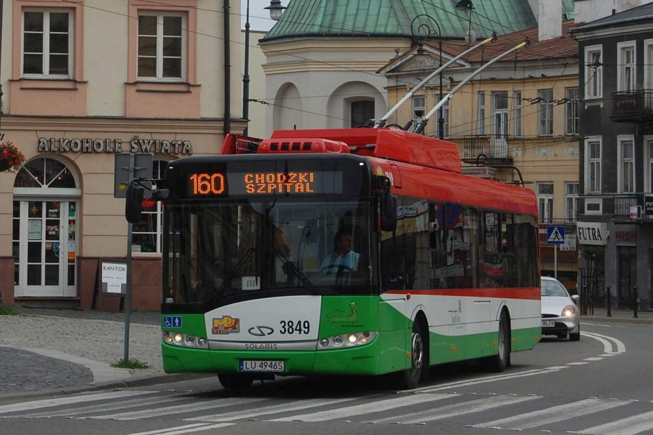 W Olsztynie chcą rewitalizować zajezdnię trolejbusową