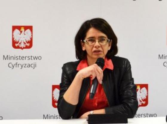 Streżyńska: w przyszłym tygodniu strategia dotycząca cyberbezpieczeństwa