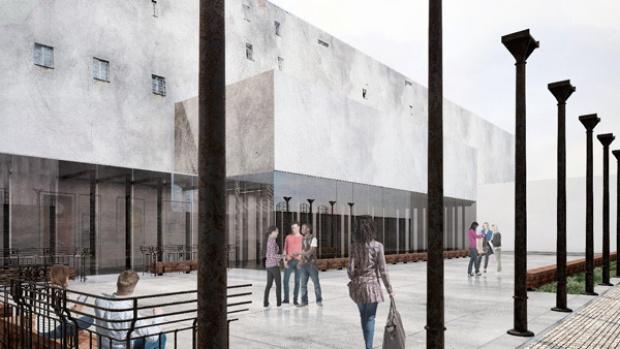Powstanie centrum łódzkiej architektury