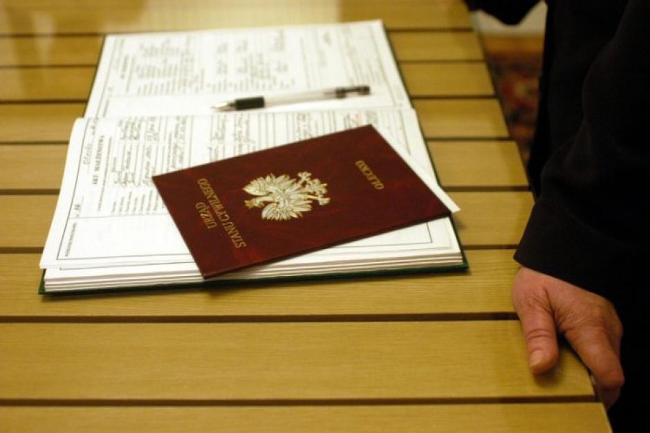 Urzędy Stanu Cywilnego przyspieszą. MSWiA szykuje zmiany w przepisach