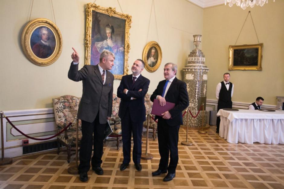 Muzeum Pałacu Króla Jana III w Wilanowie odzyskało cenne zabytki