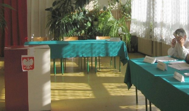 II tura przedterminowych wyborów prezydenta Radomska