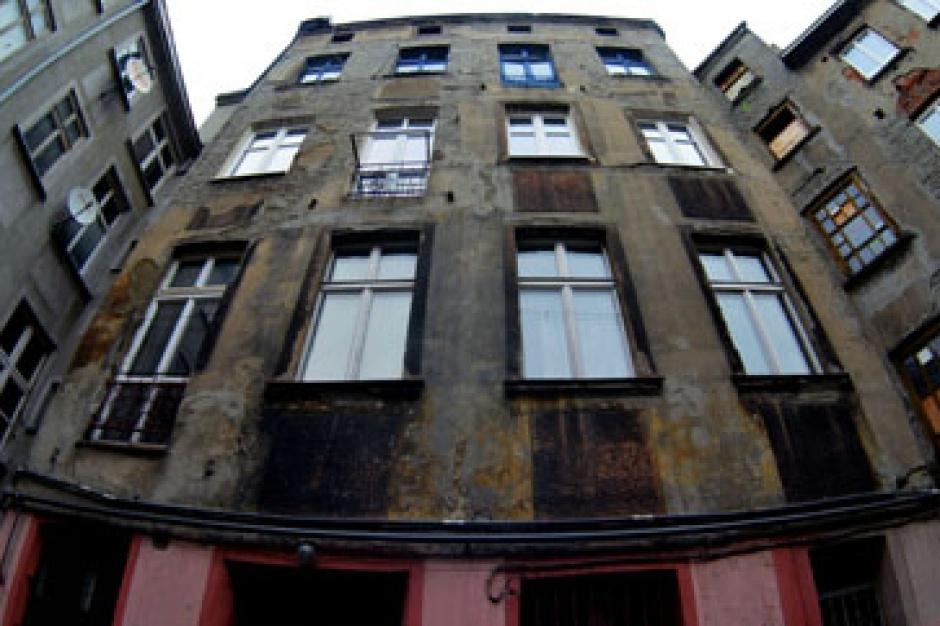 5,4 mln zł na remont kamienicy w Łodzi
