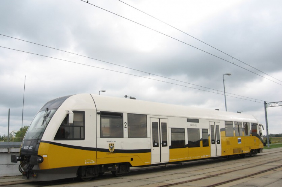Pełna Dolnośląska Kolej Aglomeracyjna do końca 2021