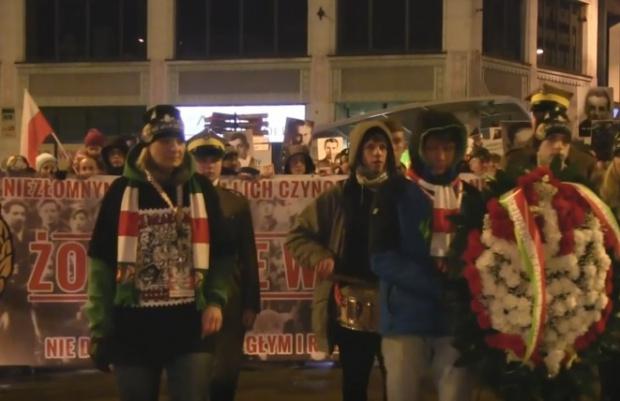 Hajnówka, Marsz Pamięci Żołnierzy Wyklętych: Protest przeciwko organizacji marszu