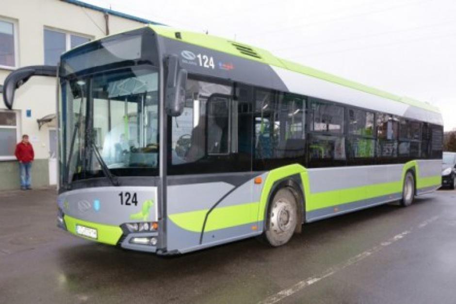 Skierniewice testują nowe autobusy