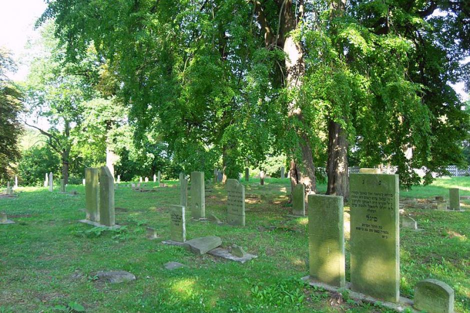 Antysemityzm, Gdańsk: Zdewastowano cmentarz żydowski na Chełmie. Policja szuka sprawców
