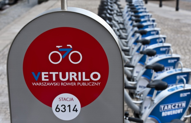 W Warszawie będzie można wypożyczać rowery elektryczne