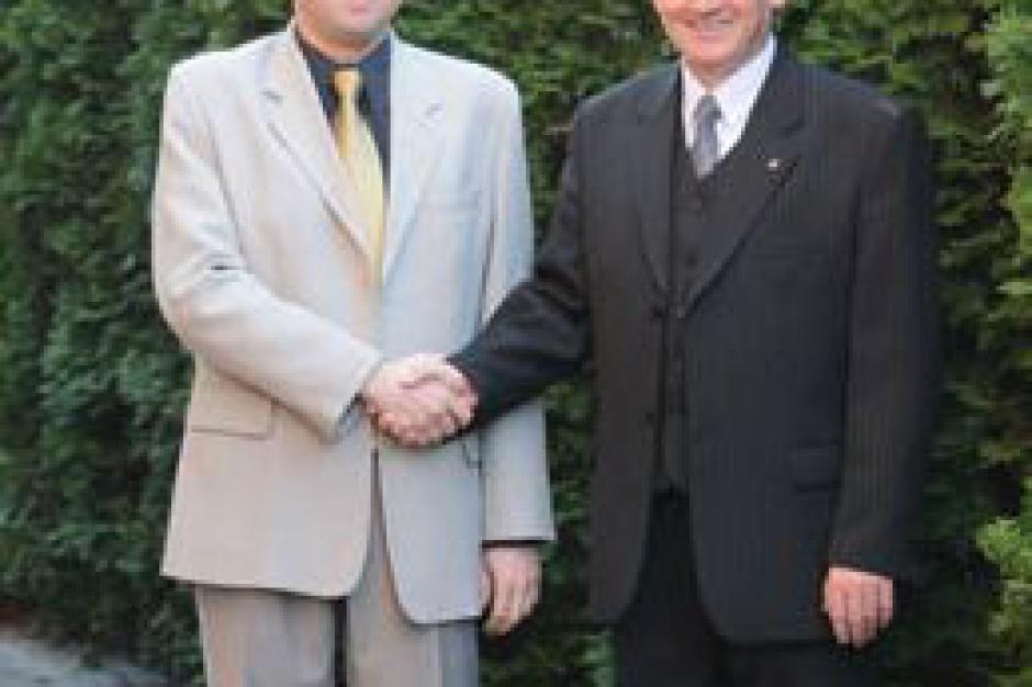 Syn ministra dostał samorządową posadę w Siedlcach