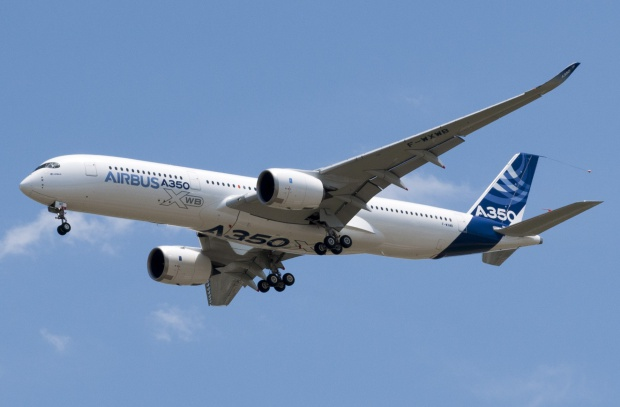 W Łodzi będą produkowane części do Airbus A350
