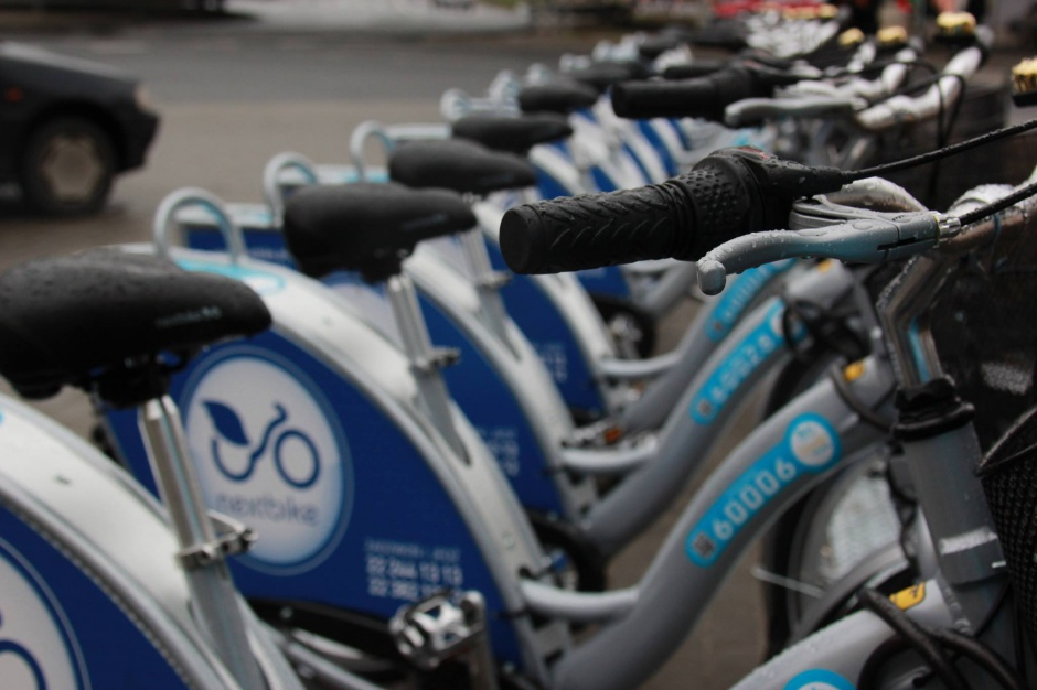 Opole, rower miejski: System Nextbike ruszył. Można korzystać z rowerów