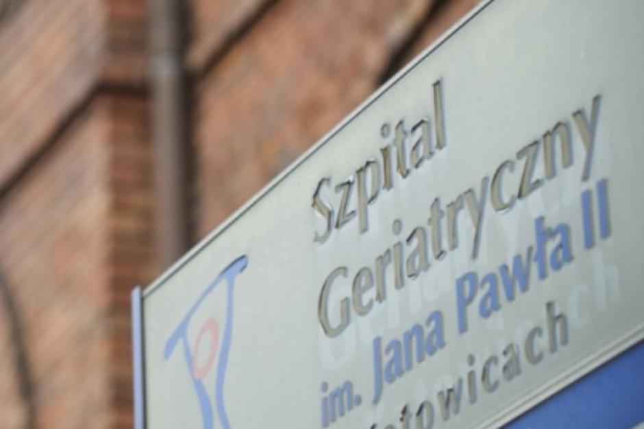 Przy Szpitalu Geriatrycznym w Katowicach będzie dzienny dom opieki
