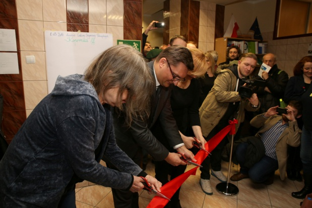 """Katowice: Centrum Organizacji Pozarządowych w nowej siedzibie. """"To wyjątkowa parapetówka"""""""