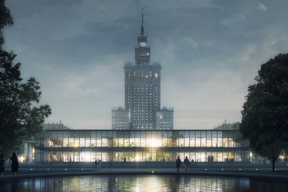 Warszawa: Pawilon Emilia zostanie przeniesiony? Nie ma czasu na ochronę