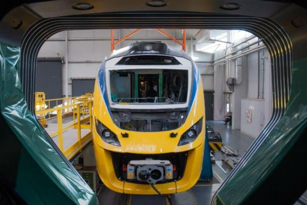 Nowe pociągi na trójmiejskich szynach