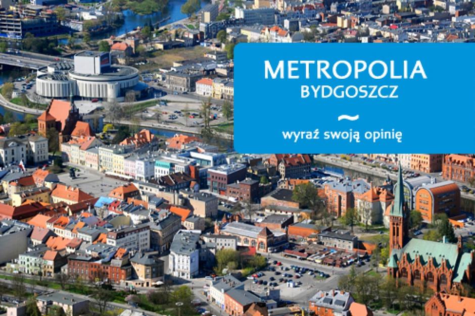"""Powstanie """"Metropolia Bydgoszcz""""?"""