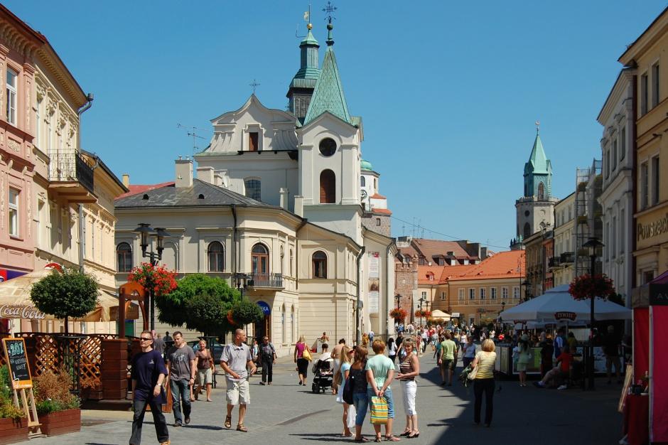Za co chwalą Lublin w Europie?