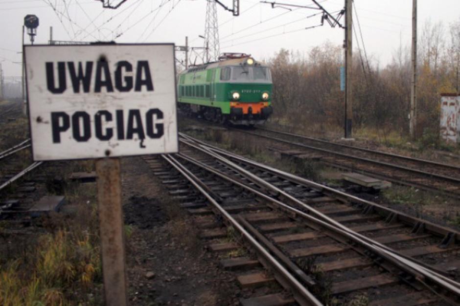 Pociąg się spóźni - zarządca torów dostanie mniej pieniędzy