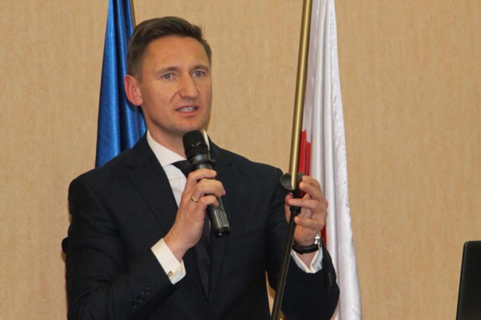 Olgierd Geblewicz, marszałek województwa zachodniopomorskiego nowym prezesem Związku Województw RP