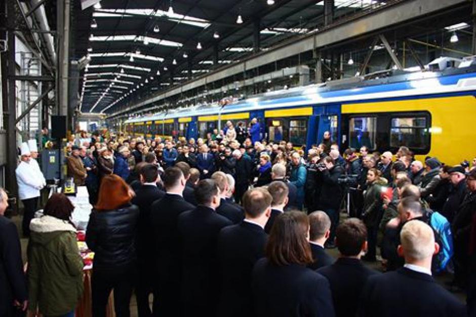 Trójmieska Szybka Kolej z nowymi pociągami