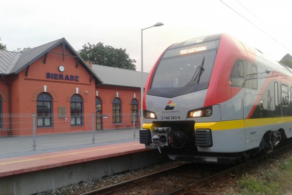 Pociągiem z Łodzi do Warszawy w 62 minuty