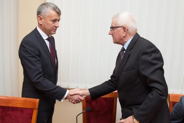 Mirosław Seweryn wójtem gminy Mirzec