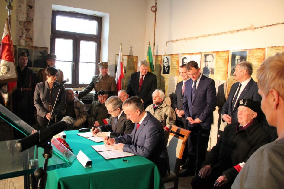 Ministerstwo Kultury będzie współprowadziło Muzeum Żołnierzy Wyklętych w Ostrołęce