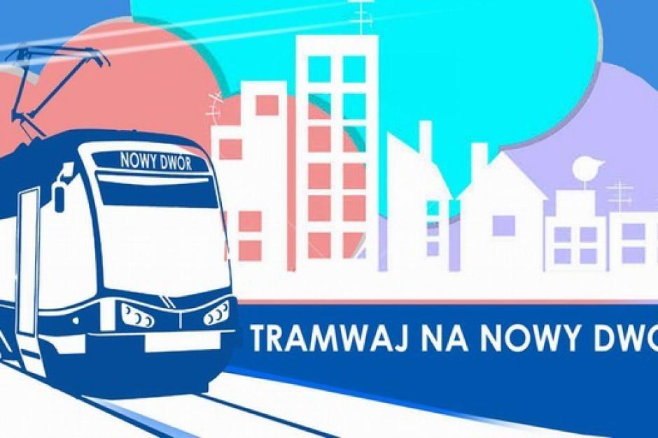 Wrocław: Jest przetarg na projekt tramwaju na Nowy Dwór
