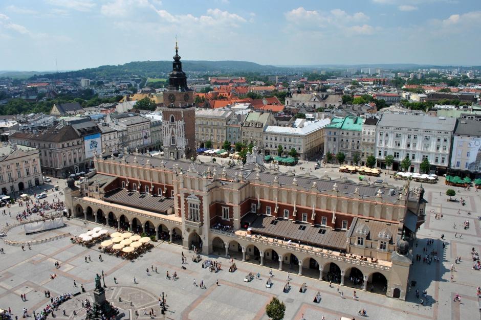 Dostawcy na rowerach, czyli nowy pomysł na transport w Krakowie