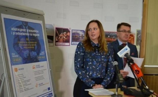 Łódzkie: Unijne wsparcie dla osób, które utraciły pracę