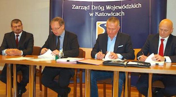 Katowice: Jest kontrakt na budowę obwodnicy Myszkowa