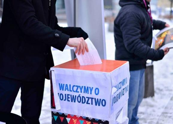 W województwie śląskim czują się pomijani