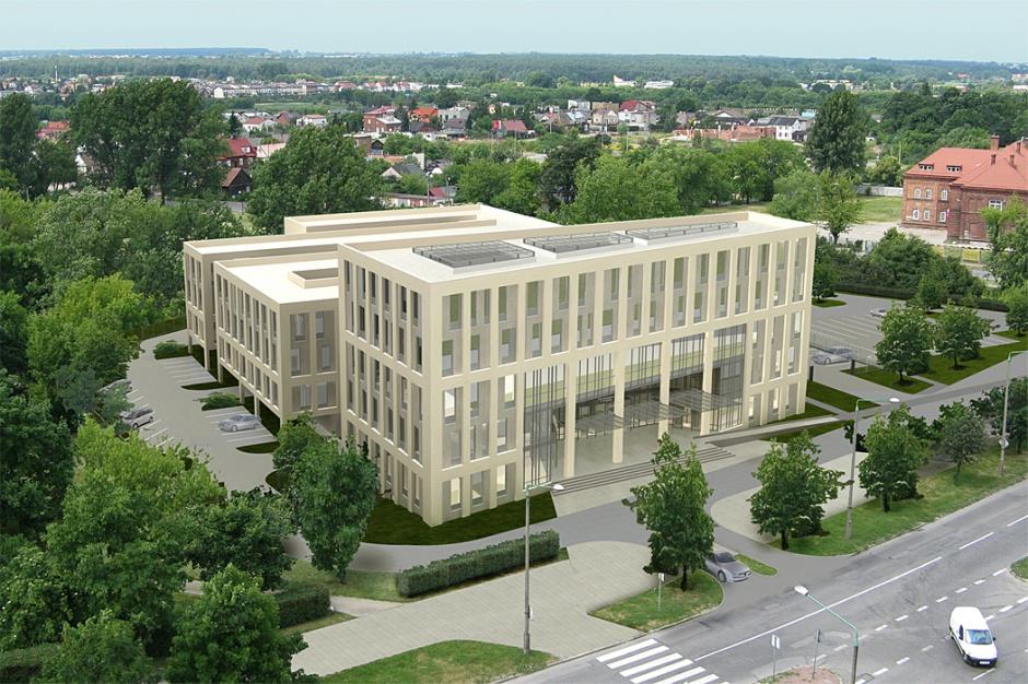 Od czerwca radomskie sądy w nowej siedzibie