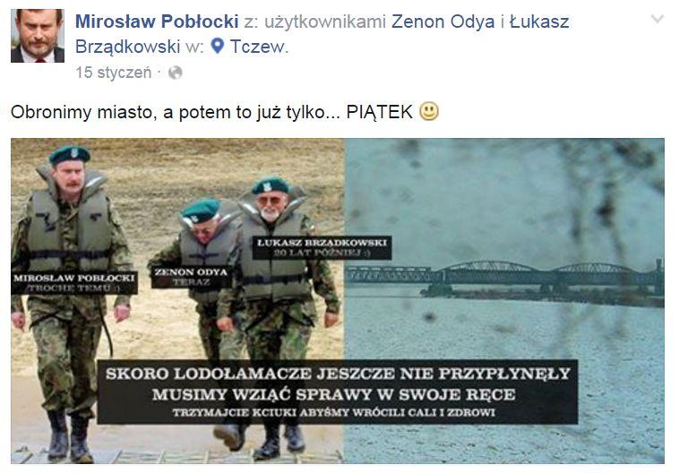 fot./www.facebook.com/miroslawpoblockitczew
