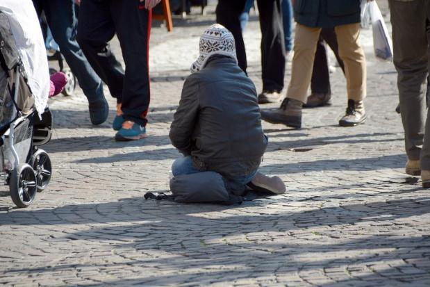 Śląsk: Bezdomnych coraz więcej. Także dzieci