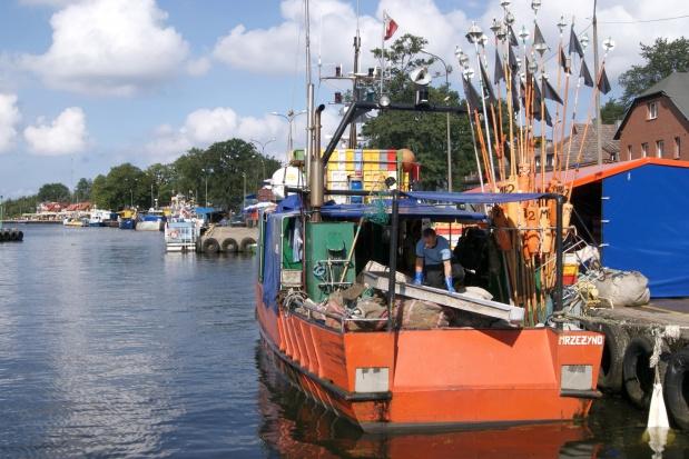 Samorządowcy i rybacy pytali ministra. O połowy, porty i drogi