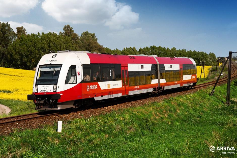 Prywatny przewoźnik połączył koleją cztery regiony północnej Polski