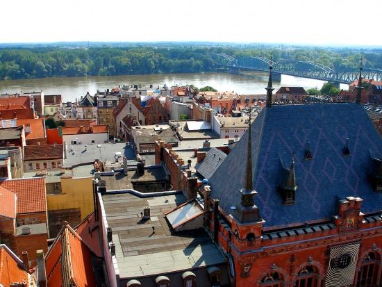 Toruń: Wypięknieje  Bulwar Filadelfijski