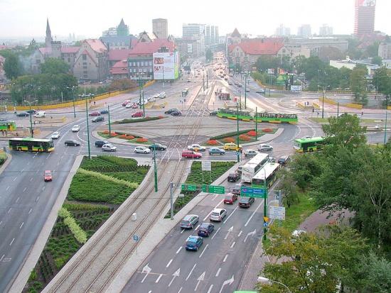 NIK: Inwestycja przebudowy Ronda Kaponiera w Poznaniu była źle przygotowana