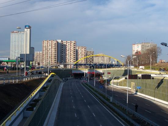 Drogowa Trasa Średnicowa z Katowic do Gliwic gotowa