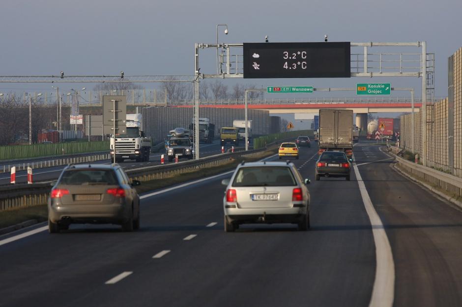 Komisja Europejska zatwierdziła pieniądze na polskie drogi