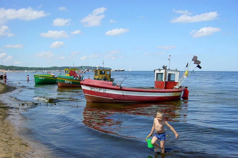 Sopot, morze: Mniej sinic i czystsza woda w Bałtyku. Ale dopiero w 2027 r.