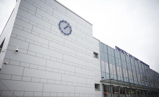 Jarosław. Dworzec PKP otwarty po remoncie