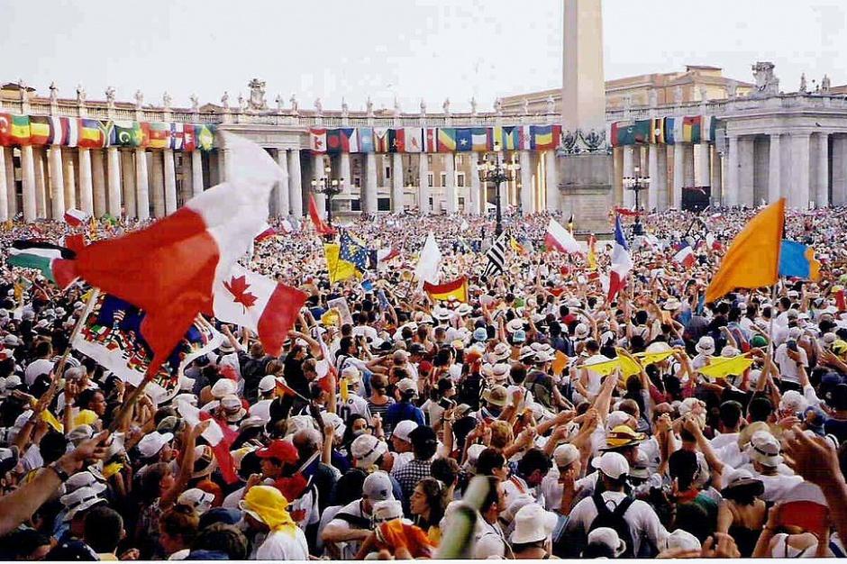 Światowe Dni Młodzieży - kalendarium wydarzeń