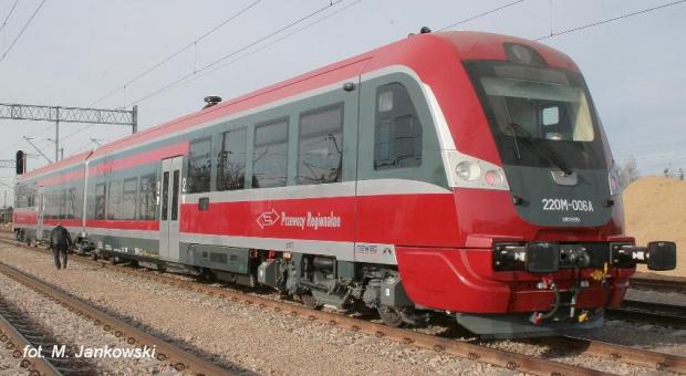 Marszałek zafundował pociąg do Berlina
